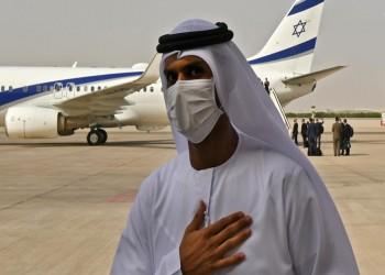 قطار التطبيع الإماراتي الإسرائيلي فائق السرعة