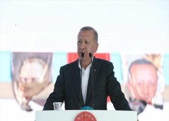 أردوغان: تركيا قادرة على تمزيق اتفاقات المتوسط المجحفة