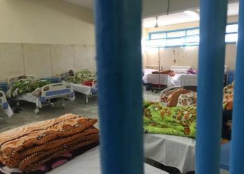 مصر تنفي تدهور صحة سجناء برج العرب