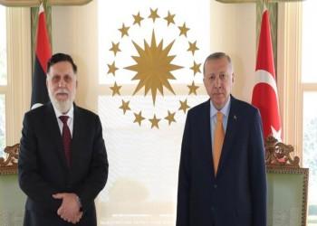 باعتبارها سلطة شرعية.. أردوغان يؤكد مواصلة تركيا دعم الوفاق الليبية