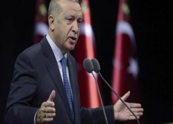 أردوغان يبحث مع رئيس المجلس الأوروبي هاتفيا تطورات شرق المتوسط