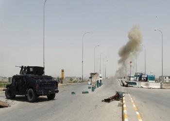مسلحون يستهدفون رتلين إمدادات للتحالف في بغداد
