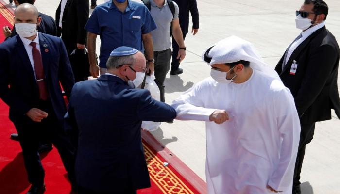 يضم مصرفيين.. وفد إسرائيلي في الإمارات لجني مكاسب اتفاق التطبيع