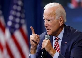 بايدن: سأبقي القوات الأمريكية في الشرق الأوسط