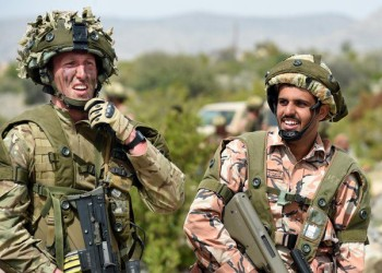 بريطانيا تعلن توسيع قاعدتها العسكرية بسلطنة عمان 3 أضعاف
