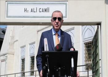 أردوغان: ليس لدينا مشكلة في لقاء رئيس الوزراء اليوناني