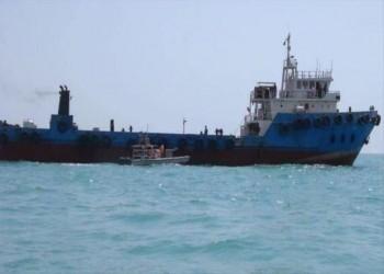 أنصار الانتقالي يتظاهرون ضد قوات سعودية للمطالبة بدخول سفينة إماراتية