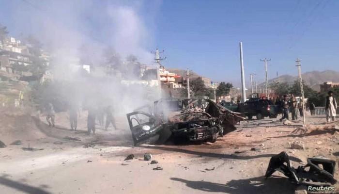 مقتل العشرات في غارة على معسكر لطالبان شمال شرقي أفغانستان