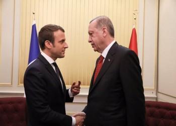 أردوغان مهاتفا ماكرون: لا نطمع بحقوق أحد ولا نسمح بهضم حقوقنا
