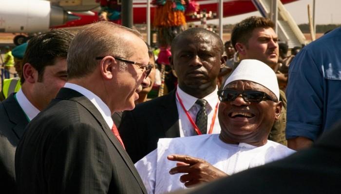 بعد الشرق.. لماذا تسعى تركيا لتعزيز نفوذها في غرب أفريقيا؟