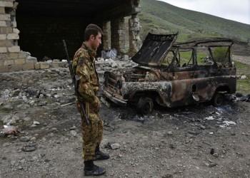 ارتفاع القتلى الأرمينيين في المواجهات مع أذربيجان إلى 31