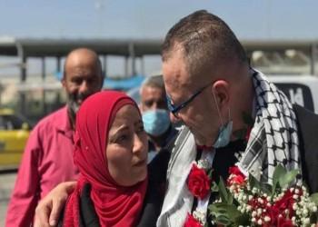 عبدالكريم وجنان.. قصة خطيبان أجلت إسرائيل زفافهما 18 عاما