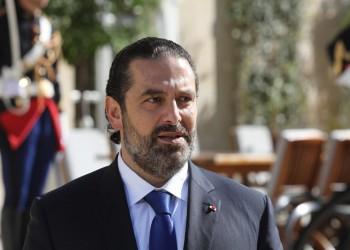 الحريري: العملية الاحترافية لشعبة المعلومات أنقذت لبنان من مخطط جهنمي