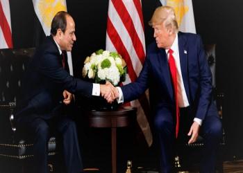 المساعدات الأمريكية لمصر سلاح النظام في توسيع القمع