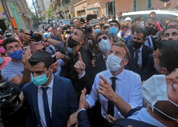 الدور الفرنسي في لبنان.. من «الرعاية» إلى «الوصاية»