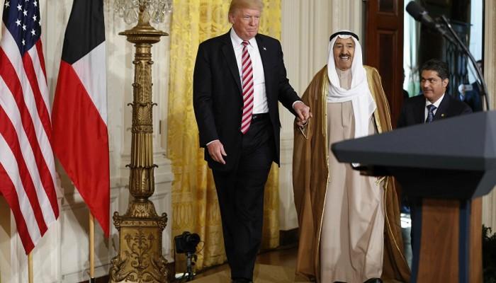 ترامب ينعي الصباح: كان دبلوماسيا رائعا وشريكا لبلادنا