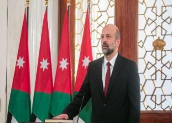 ملك الأردن يقبل استقالة حكومة عمر الرزاز