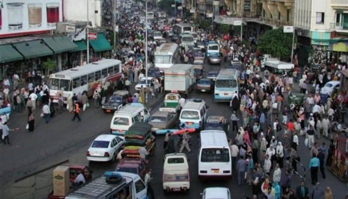 مصر في المركز 14 بالنمو السكاني عالميا.. مولود كل 20 ثانية