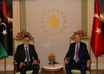 لقاء مغلق بين أردوغان والسراج.. وحديث حول هيكل جديد للسلطة بطرابلس
