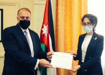 الأردن يتسلم أوراق اعتماد أول سفير أمريكي في عهد ترامب