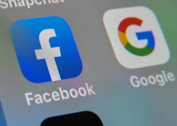 218 مليار دولار .. عائدات إعلانات فيسبوك وجوجل في 2020