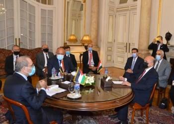 مصر والأردن والعراق يؤكدون أهمية منع التدخلات في الشؤون العربية