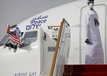 غزل في الأجواء بين طائرة إماراتية وبرج مراقبة إسرائيلي