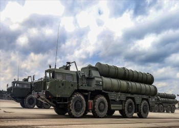 تركيا تبدأ اختبار منظومة إس 400 الروسية.. وأمريكا تحذر من عواقب وخيمة