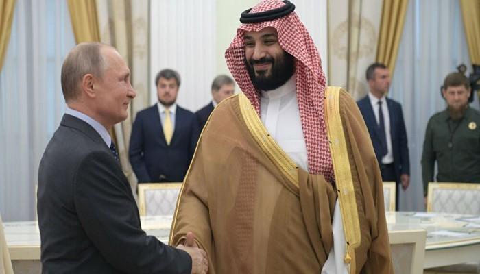 الاتصال الثاني خلال أسبوع.. بن سلمان وبوتين يبحثان سوق النفط