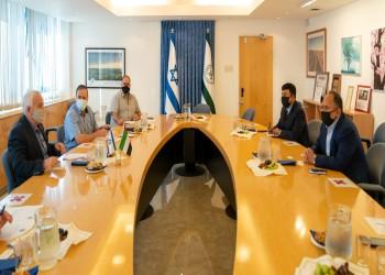 وفد إماراتي يزور إسرائيل لبحث التعاون الزراعي (فيديو وصور)