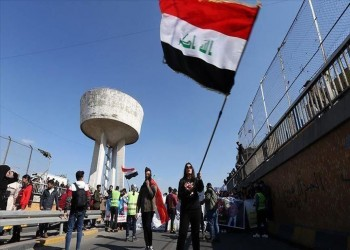 أوامر عراقية بمنع قمع احتجاجات 25 أكتوبر في العراق