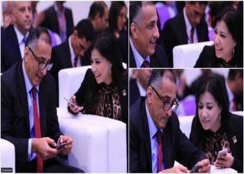 برلماني مصري يطالب بتحقيق في فساد زوجة محافظ البنك المركزي