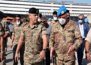 عشية جولة ثانية لترسيم الحدود البحرية.. قائد اليونيفيل يترأس اجتماعا لضباط لبنانيين وإسرائيليين