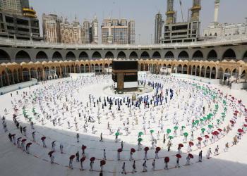 استعدادات سعودية للمرحلة الثالثة من عودة العمرة