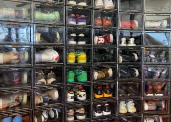 الشغف بالأحذية الرياضية يكلف بحرينيا في دبي أكثر من مليون دولار