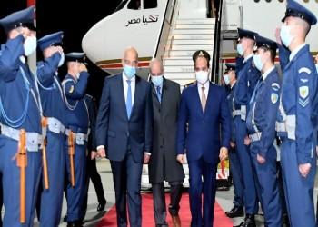السيسي يزور اليونان لمناقشة تطورات شرق المتوسط