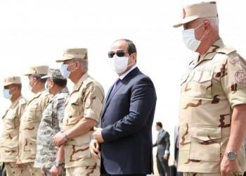 نيويورك تايمز: السيسي كافأ الجيش المصري على حساب الفقراء