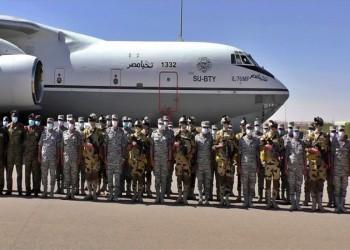 للمرة الأولى.. تدريبات عسكرية جوية بين مصر والسودان