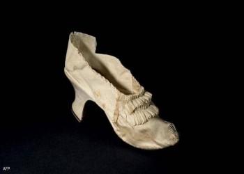 بـ10آلاف يورو.. طرح حذاء ماري أنطوانيت آخر ملكات فرنسا للبيع