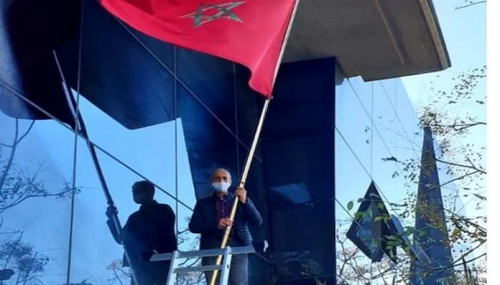 احتجاجا على عملية كركرات.. اعتداء على القنصلية المغربية في فالنسيا الإسبانية