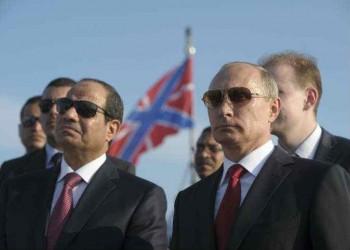 الحلف الثلاثي الرجعي: موسكو وأبوظبي والقاهرة