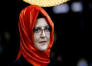 خديجة جنكيز تدعو لمقاطعة قمة العشرين بالسعودية بسبب خاشقجي