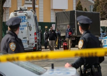 مقتل إثنين وإصابة آخرين في حادث طعن بكاليفورنيا