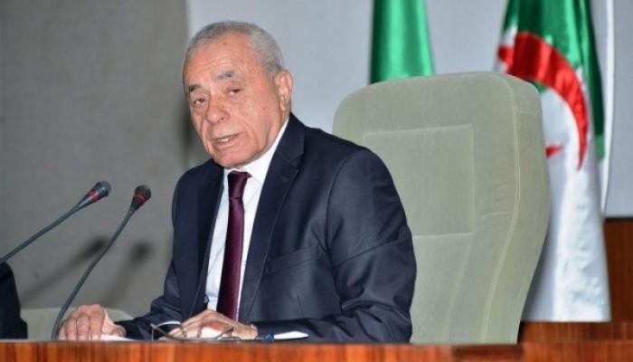 وفاة الرئيس الأسبق للبرلمان الجزائري السعيد بوحجة