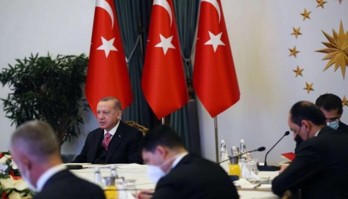 أردوغان يدعو لوحدة إسلامية اقتصادية وسياسية