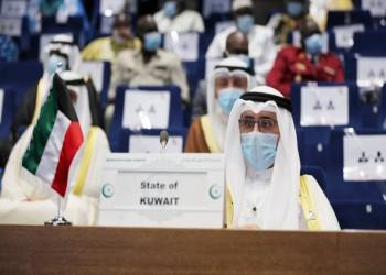 وزير الخارجية الكويتي: نأسف لمآلات نشر للرسوم المسيئة للرسول