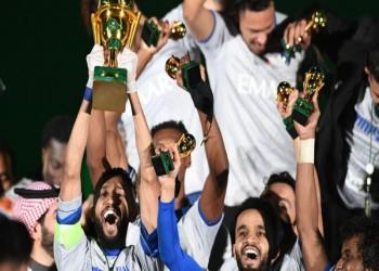 الهلال السعودي بطلا لكأس الملك.. البطولة التاسعة للأزرق