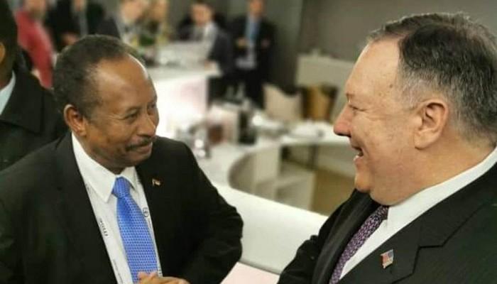 بومبيو يعلن حذف السودان من القائمة الأمريكية لمراقبة الحريات الدينية