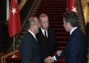 أردوغان يعين صديق ماكرون سفيرا لأنقرة في باريس (صورة)
