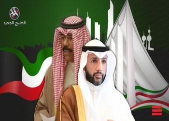 أمير الكويت يلتقي مرزوق الغانم.. ما السبب؟